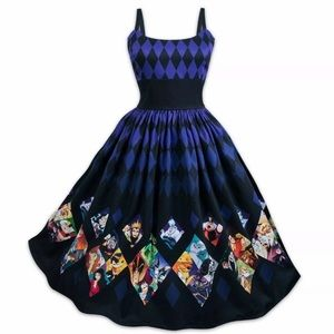 Disney The Dress Shop Villains Dress Ursula NWT